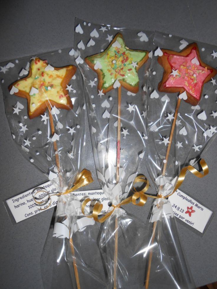 Regalitos para invitados: galletas caseras. Cumpleaños submarino. Submarine Birthday Party - Inma Torrijos
