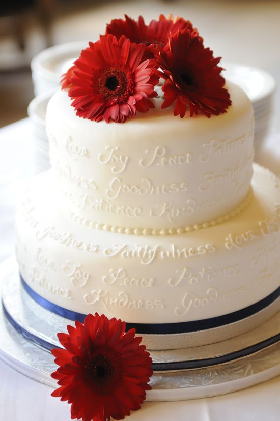 20 Unforgettable Real Wedding Cakes Beautiful Wedding