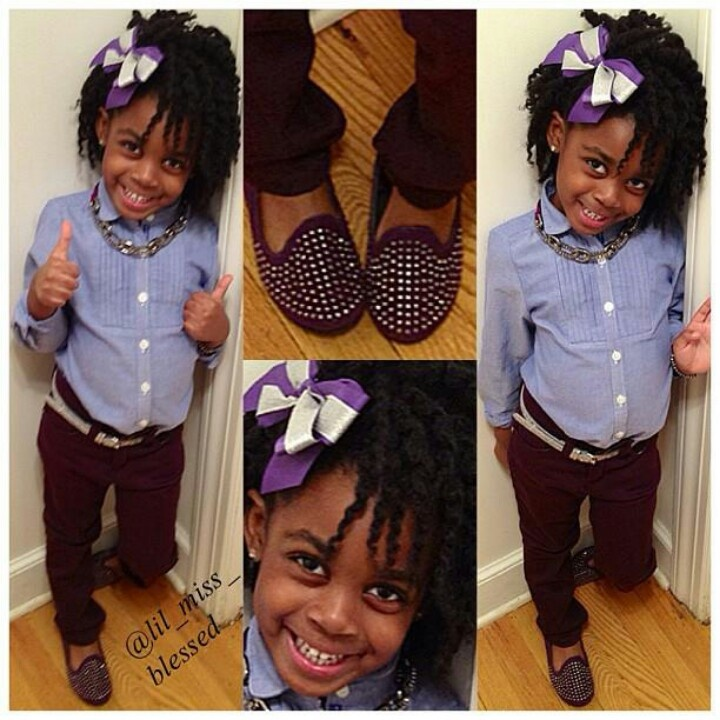 Naturally Curly With A Bow On Top Estilo Pinterest