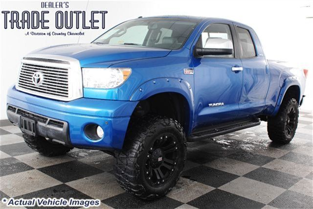 2010 Toyota TUNDRA 4X4 LIMITED*6 INCH LIFT*35 INCH TIRES*XD MONSTER RIMS - Click to see full-size photo viewer
