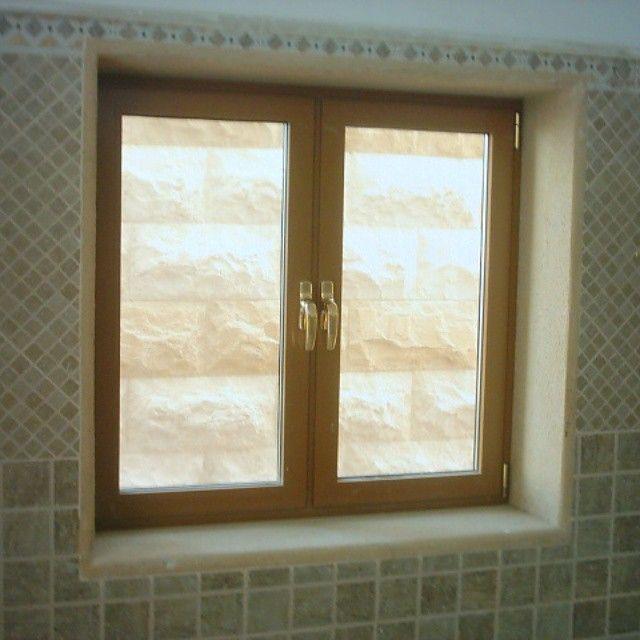 شباك و نوافذ و دريشة المنيوم مفصلي حركتين Windows