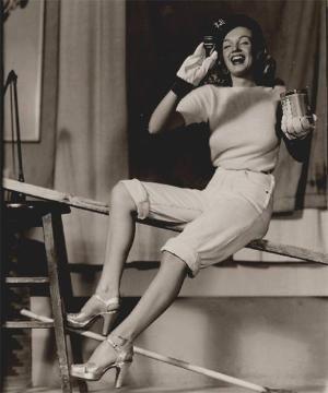 Marilyn Monroe Earl Moran Swimmer - Bing images by ines