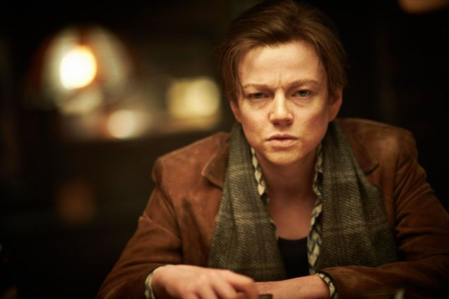 How Predesination's Sarah Snook Tackled The Weirdest Love Story Ever