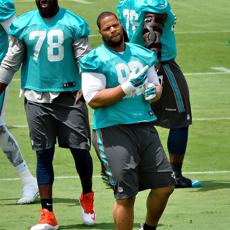 Dolphins, including Ndamukong Suh and Rishard Matthews, have perfect attendance