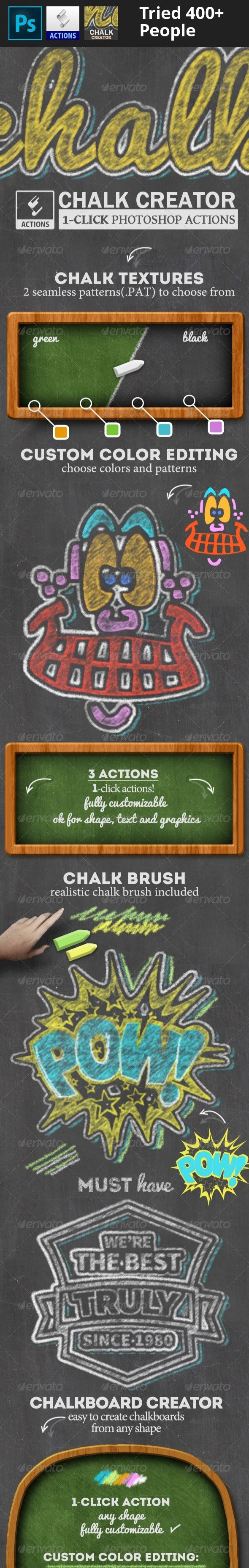 asphalt texture, blackboard, blackboard texture, chalk asphalt drawing, chalk design, chalk flyer, chalk photoshop, chalk poster, Chalk Style, chalk style photoshop, chalk text photoshop, chalk text style, chalk typography, chalkboard, chalkboard pattern, chalkboard texture, green chalkboard texture, vector chalk pieces    	   	Chalk Creator by psddude – This set contains 3 Photoshop actions that will allow you to create realistic chalk effects out of any text, shape or raster. The pack a...