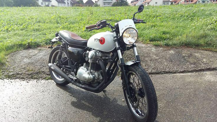 Kawasaki W650 Custom