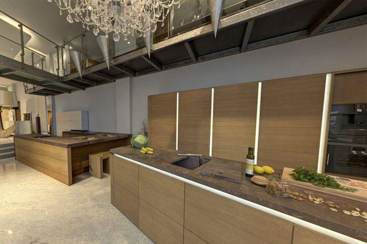 Drewniane meble kuchenne - HomeSquare Kitchen wood wooden home inspiration