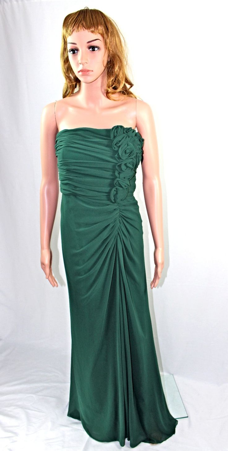 Evening Gown - Prom Dress Size 10 only £90 at www.boutibou.com