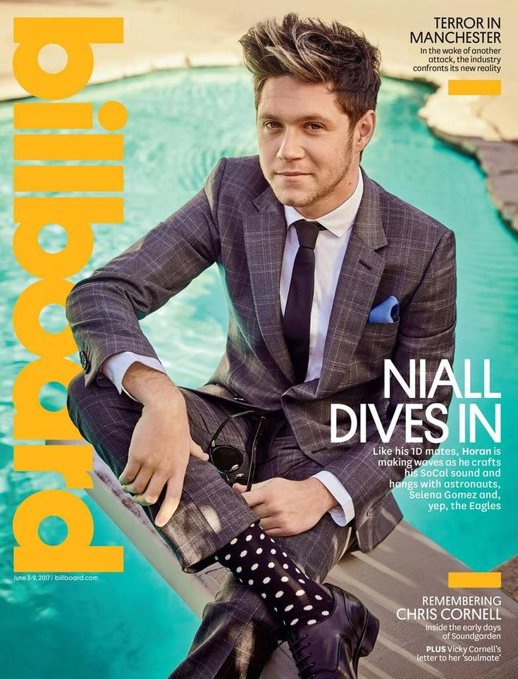 DIARY OF A CLOTHESHORSE: Niall Horan for Billboard Magazine - June 2017 #ni...
