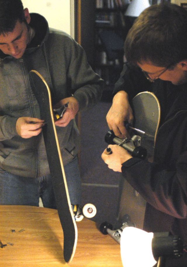 What Are the Best Beginner Skateboards for Kids?: An Alternative:  Build a Skateboard from Scratch