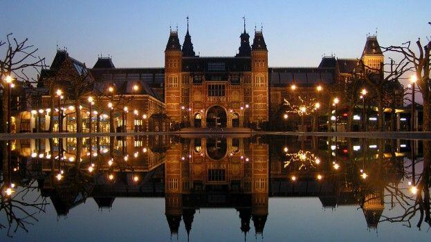 X Rijksmuseum [Amsterdam, the Netherlands - countless times] So beautful