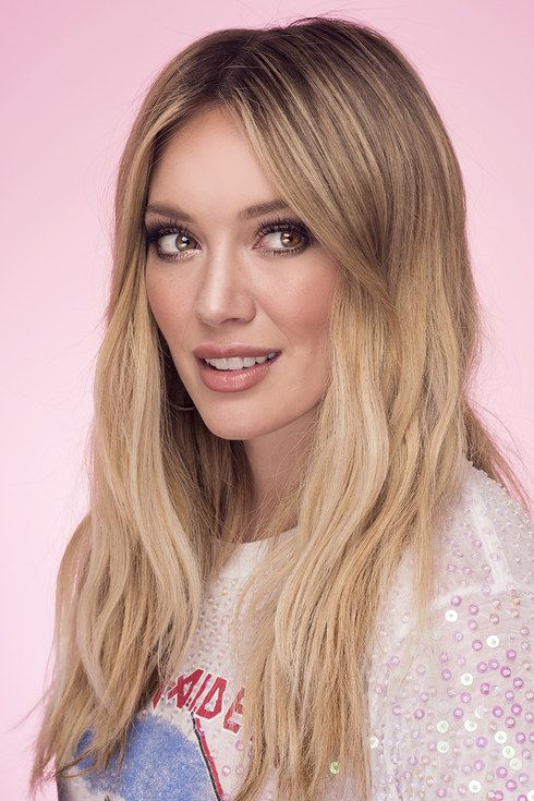 """Hilary Duff by Jon Premosch for BuzzFeed - """"On Letting Go Of Lizzie & Her Return To Pop"""""""