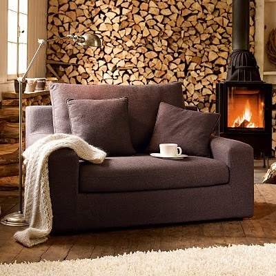 #fire #wood #vedstabel - I would sit there all day