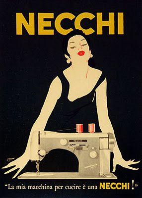 singerzone - singer och sytt...: Vintageaffischer symaskiner - Posters, reklam, bilder med vacker design...