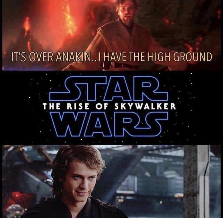 You Underestimate His Power Prequelmemes Star Wars Quotes Star Wars Jokes Star Wars Humor