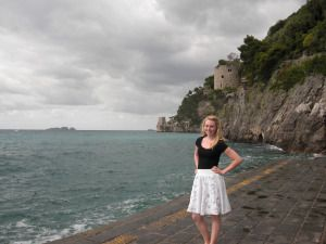"""""""Allora – Global Mindset""""  University of Colorado Denver student's blog their travels and experiences in Sorrento, Italy through CU Denver's Global Study Program."""
