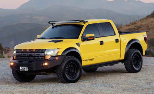 Ford F150 Velociraptor - what a beast...i want one