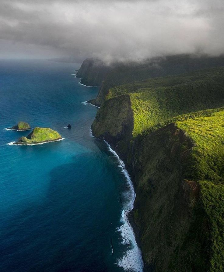 Popolū Valley, Hawaii