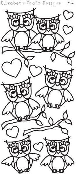 Lots of Owls (sku 2596)
