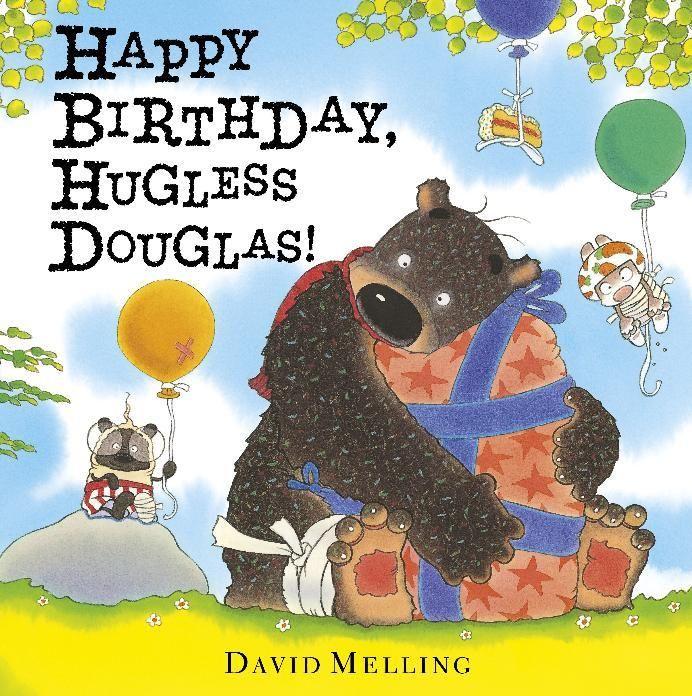 May's story time - Happy Birthday Hugless Douglas