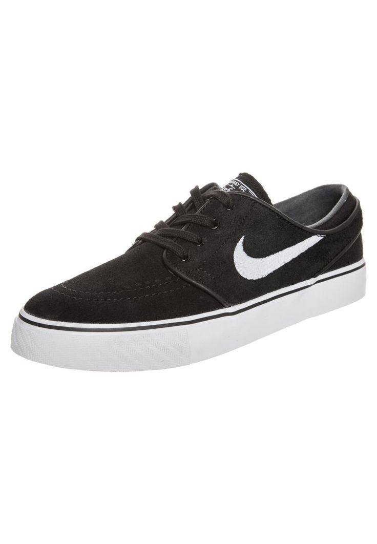 Nike SB ZOOM STEFAN JANOSKI - Sneakers - black/white - Zalando.se
