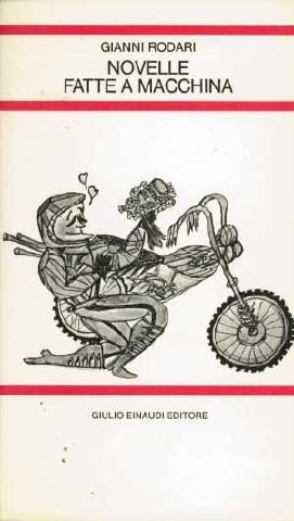 Uno dei primi libri letti: assurdo, romantico, visionario, illuminante, Gianni Rodari riesce con la semplicità di un fotografo a raccontare la realtà di dentro e di fuori, vestendola di surrealismo come si veste un bambolotto per farlo giocare. L'ho trovato bellissimo e in fondo mi ha cambiato la vita!