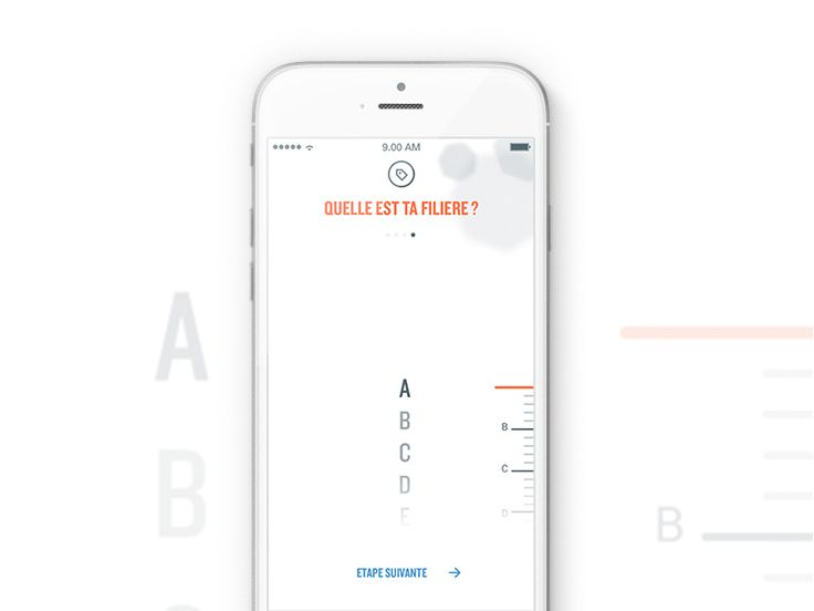 Studyquizz App Step UI | Motion Graphics in User Interface Design #UI