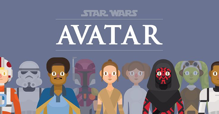 Create your own unique Star Wars avatar in easy steps. Crea tu propio avatar. Save it or share it on social media for free.