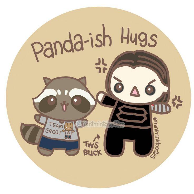 Hugs! #mintmintdoodles