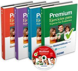 Premium: ejercicios para superar los exámenes. Océano