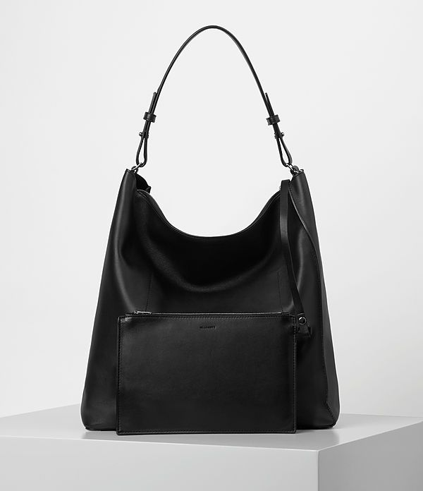 Women's Kita North South Tote (Black) - product_image_alt_text_6