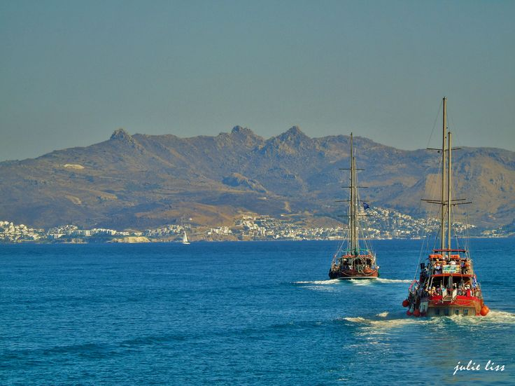 Travel to Bodrum...