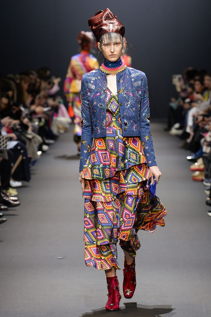 Manish Arora Fall 2017 Ready-to-Wear Collection Photos - Vogue