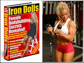 Female Bodybuilding Diet to Build Muscle and Burn Fat. I am my own success story! I have spent YEARS in the iron game, tearing it apart piece by piece to create the Ultimate All-Natural Women's Muscle-Building Program without adding excess body fat.