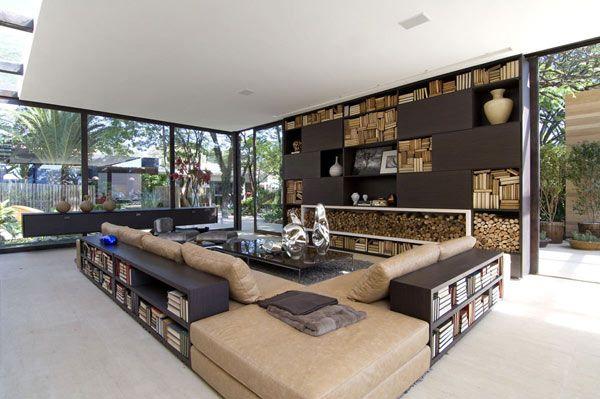 : Sao Paulo, Decor Ideas, Fernanda Mark, Loft247, Living Rooms Design, Open Spaces, Loft 24 7, Interiors Design, House