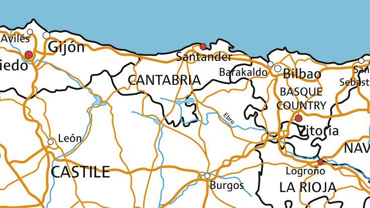 mapa de cantabria y asturias - Resultados de Yahoo España en la búsqueda de imágenes