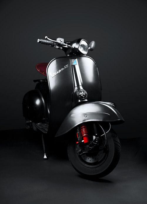Random Inspiration 149 | Architecture, Cars, Style & Gear| VESPA