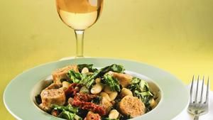3 elegant French wines to pair with rustic kale and sausage