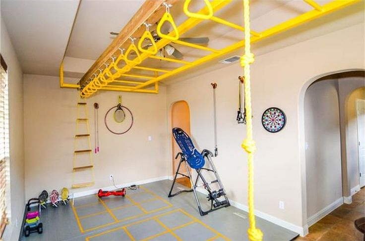 The 25 Best Indoor Monkey Bars Ideas On Pinterest
