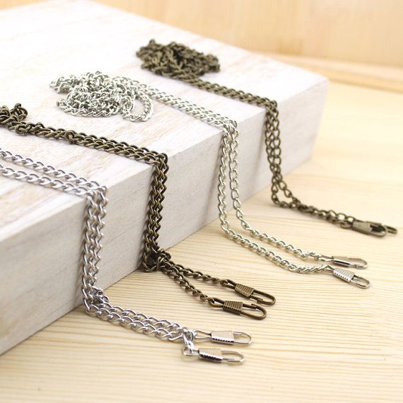 Promotion / 5mm 40cm chain for clutch purse use