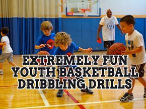 Who said making the game of basketball fun for youth has to be a challenge? Here are some extremely fun youth basketball dribbling drills to try.