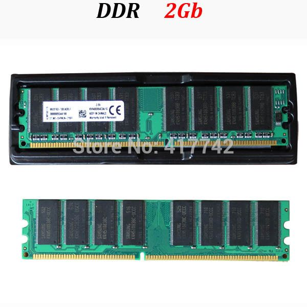 (for AMD and all) desktop RAM DDR 2Gb  1Gbx2   400 266 533 / 400Mhz 333Mhz 266Mhz  2G  -- lifetime warranty -- good quality #Affiliate
