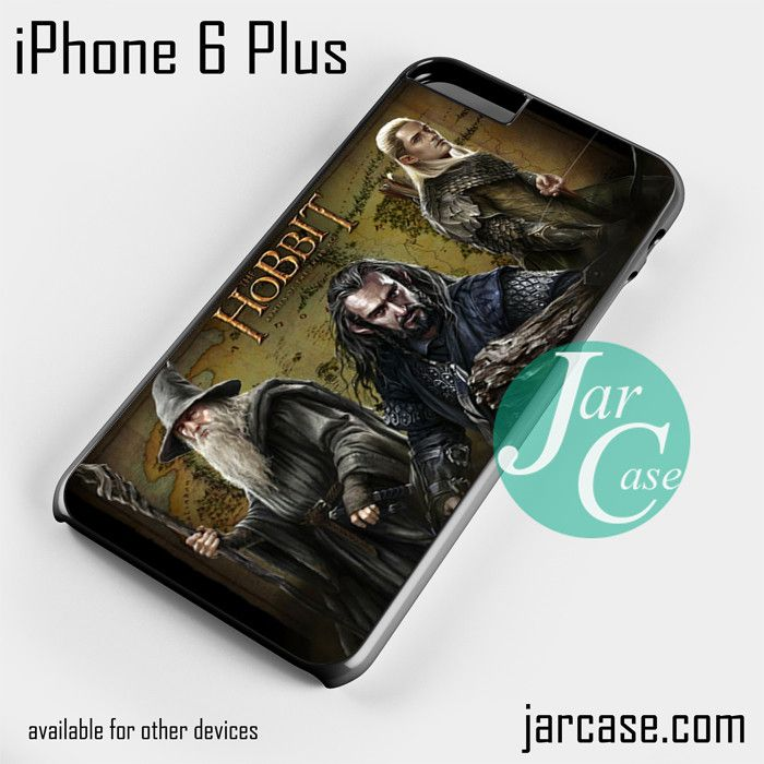The Hobbit 2 Phone case for iPhone 6 Plus and other iPhone devices