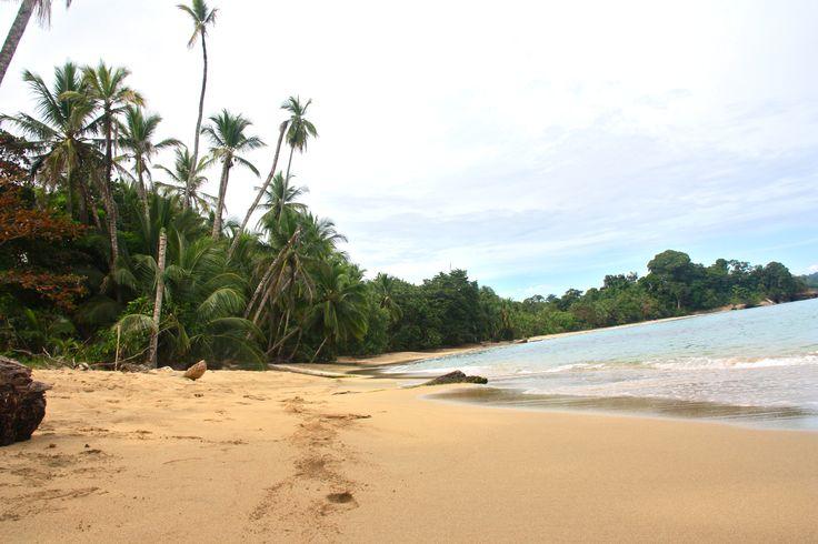Unter den Einheimischen zählt er zum schönsten Strand Costa Ricas: Punta Uva! #paradise