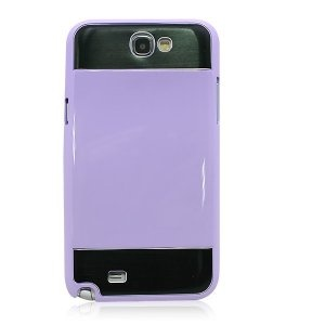 Hard Plastic Back Case for Samsung GALAXY Note 2 N7100 Case