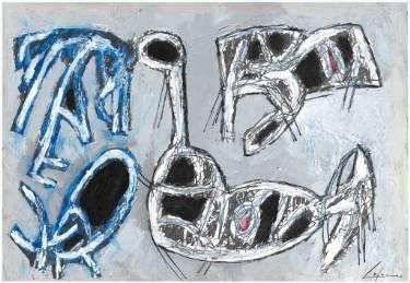 "Saatchi Art Artist Nicola Capone; Drawing, ""idea 51"" #art"
