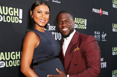 Kevin Hart Welcomes Baby Boy With His Wife Eniko