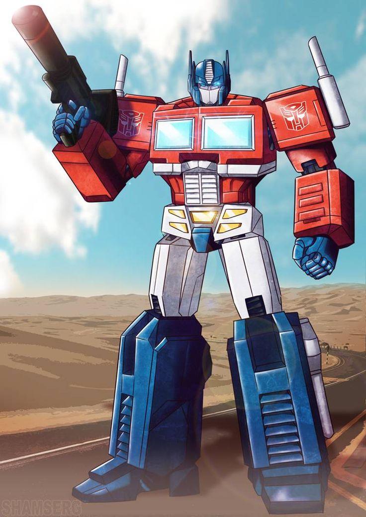Optimus Prime Commission By Shamserg On Deviantart Transformers Optimus Prime Optimus Prime Transformers Optimus