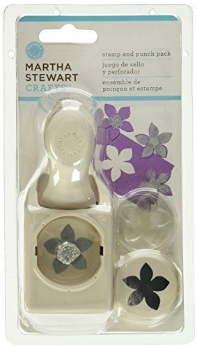 Martha stewart crafts juego de sello yperforador flor 2 - Martha stewart manualidades ...