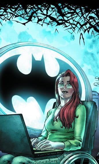 Oracle. Barbara Gordon, former Batgirl, was shot by the Joker because she was…